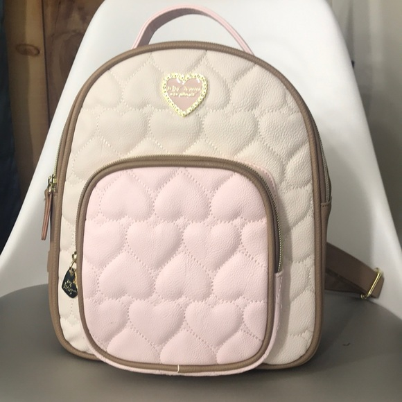 1c703f5d352 Betsey Johnson Bags   Fashion Backpack   Poshmark